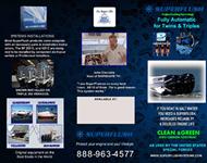8.5 x 11 Trifold Brochure